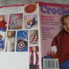 Hooked on Crochet February 2006 Magazine  Issue # 115