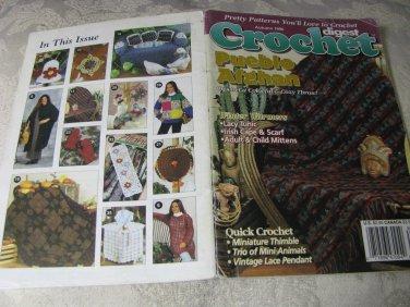 Crochet Digest Autumn 1996