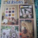 Decorate for the Seasons Sewing/Quilt Pattern Book