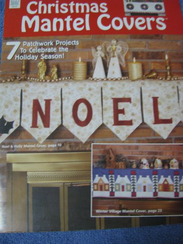 Christmas Mantel Covers Pattern Book