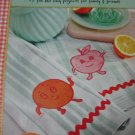Oh-So-Sweet Embroidery Pattern Book