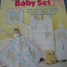 Sleepy Bear Baby Set  Pattern Book