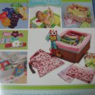 Baby Essentials made Easy Babyville Boutique Pattern Book.