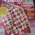 American Patchwork & Quilting Magazine February 2010 #102
