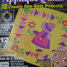 Applique' Quilts  from Quilt Magazine. #23 Collector's Issue  2001