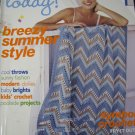 Crochet Today July/August 2007   Magazine