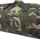 "Camo Green Urban Overnight Duffle bag TS0-24"""