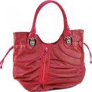RD Designer Pleated Dasein Inspired Premium Bag Handbag