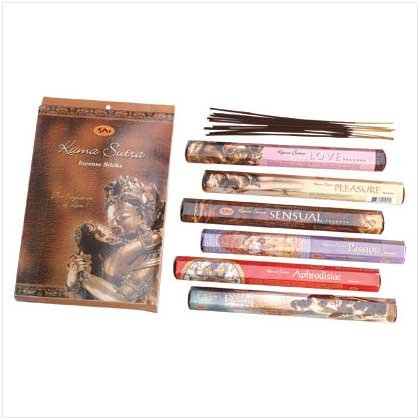 Kama Sutra Incense Sticks - 6 Pk