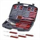 Deluxe Barbeque Tool Set & Carrying Case