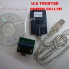 USB TO RS-485 RS485 Converter Adapter Serial Cable