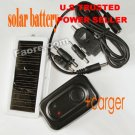 Solar Power Charger Portable Battery 4 Phone MP3 PDA