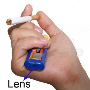 Lighter Spy Camera Cam Camcorder USB Mini DVR Hidden DV