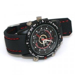 4G Waterproof Spy Watch 1280*960 HD Camera Recorder DVR