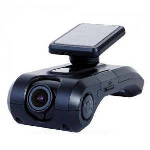 1.3 MP CMOS Car DVR With GPS Tracker and Radar Function + 3D G-Sensor