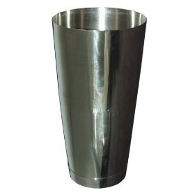 Flair Bartending stainless steel shaker