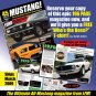 Legendary Mustang Magazine - Free X-Large T-shirt - US only - Non-subscriber