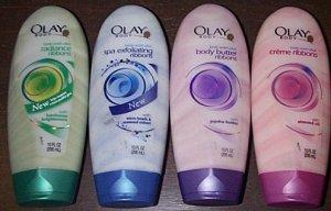 Olay Ribbons Body Wash - PURPLE