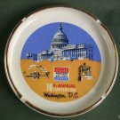 Washington D.C. Advertising Banker Convention Ashtray 1962