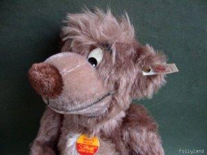 Steiff Baloo 1995 Disney Bear Doll Convention LE Signed