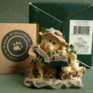 Retired Boyds Bearstone Daphne Eloise Women's Work NIB