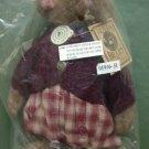 Retired Boyds 1997 Velma Q. Berriweather Plush FOB Club Mint
