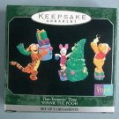 1998 Hallmark Ornament Miniature Winnie Pooh Tree Trimming