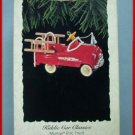 1995 Hallmark Ornament Kiddie Car Murray Fire Truck 2nd