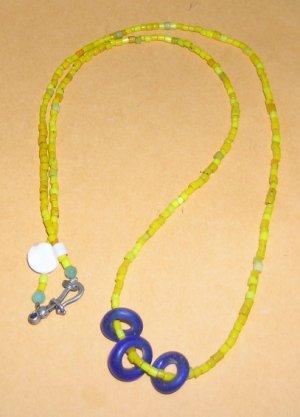 Antique Trade Bead Necklace