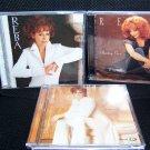 5 CD's: Reba McEntire Starting Over, Faith Hill Breathe