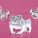 Bulldog Pendant Set
