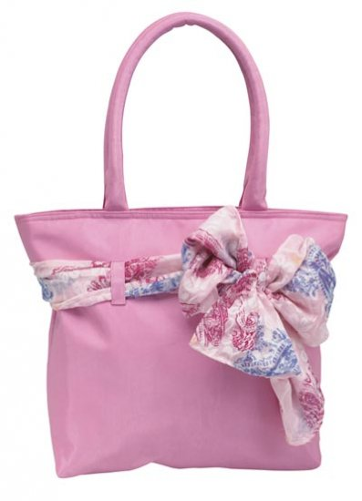 Embassy Ladies Purse/Tote Bag with Detachable Scarf.