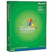 Windows XP Home Upgrade