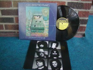 J. Geils Band-Nightmares and Other Tales From the Vinyl Jungle-Original US Record Club LP VG+
