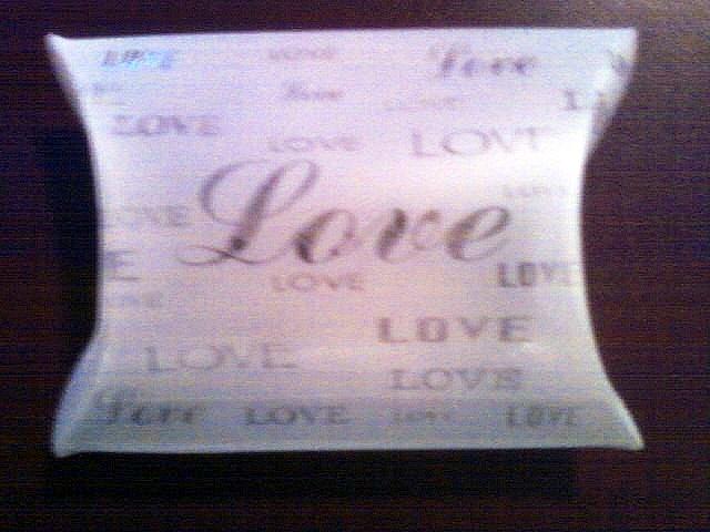Love Gift Box.