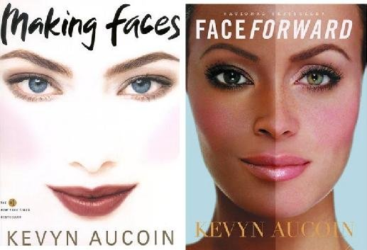 Kevyn Aucoin - Making Faces and Face Forward 2 Ebooks .pdf and Bonus Books
