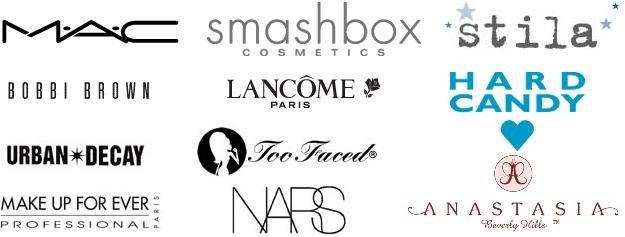 Cosmetics 2 CD Set - MAC , Urban Decay , Stila , Lancome and Much More ..