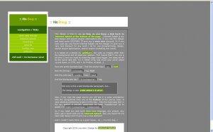 Website Design T0022
