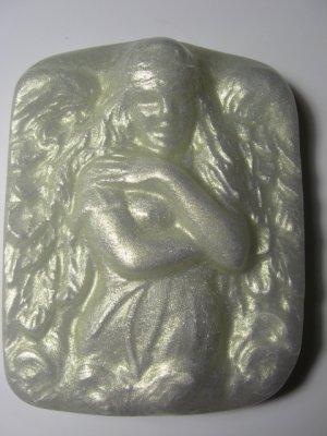White Angel 1 Euphoria Aloe and Olive Oil Glycerin Soap