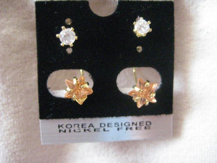 KOREA STIILIS KõRVARõNGAD / KOREAN STYLE EARRINGS