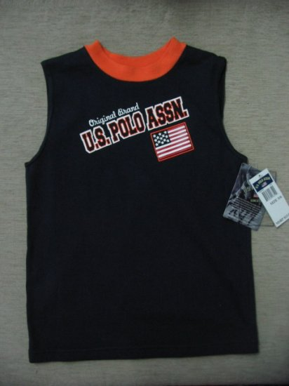 U.S. Polo Sleeveless