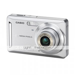 Casio EXILIM EX-Z9 8.3MP Digital Camera