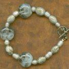 Icey River Swirl Bracelet