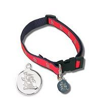 Cardinals Collar (Small)