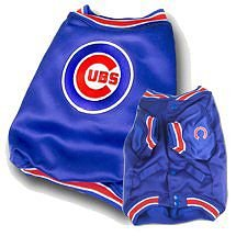 Cubs Dugout Jacket (X-Large)