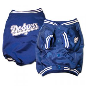 Dodgers Dugout Jacket (Medium)