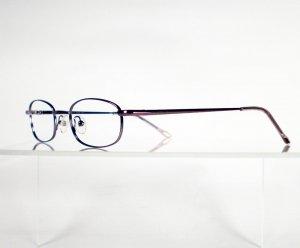 ADRIENNE VITTADINI 4002 Lavender Eyeglass Frames