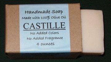 Castille Handmade Soap