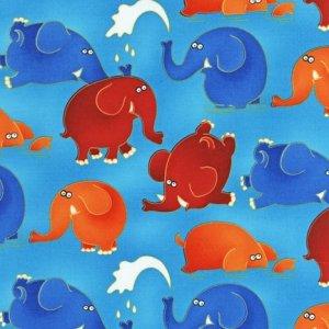 Over the Rainbow - Elephants