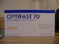 SEALED CASE OPTIFAST 70 VANILLA, NEWEST EXPIRATION
